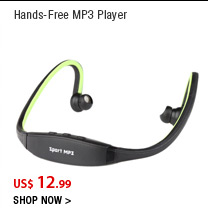 Hands-Free MP3 Player