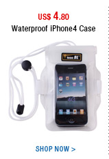 Waterproof iPhone4 Case