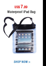 Waterproof iPad Bag