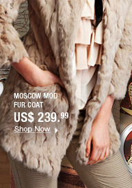 Moscow Mod Fur Coat