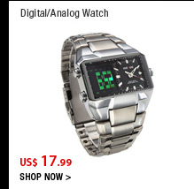 Digital/Analog Watch