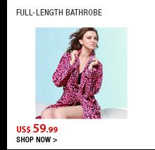 Full-Length Bathrobe
