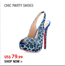 Chic Party Shoes