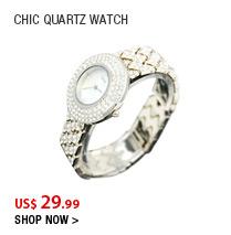 Chic Quartz Watch