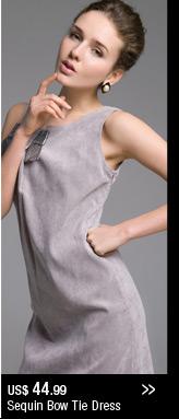 Sequin Bow Tie Dress
