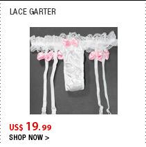 Lace Garter