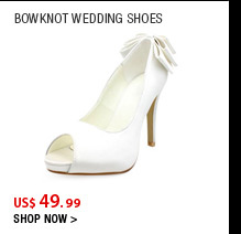 Bowknot Wedding Shoes
