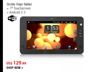 Orchis Onyx Tablet