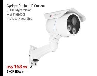 Cyclops Outdoor IP Camera