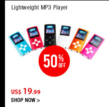 Lightweight MP3 Player