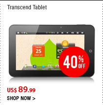 Transcend Tablet