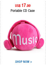 Portable CD Case