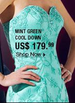 Mint Green cool Down