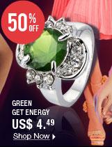 Green get energy
