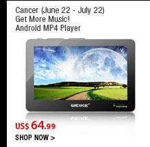 Cancer (June 22 - July 22)