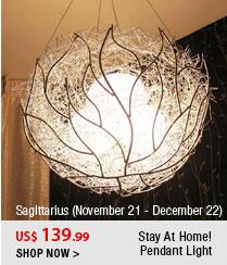 Sagittarius (November 21 - December 22)