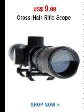 Cross-Hair Rifle Scope