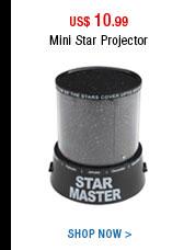 Mini Star Projector