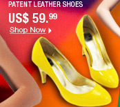 Patent Leather Shoes