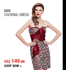 Mini Cocktail Dress