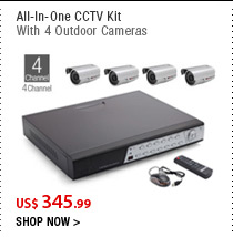 All-In-One CCTV Kit