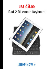 iPad 2 Bluetooth Keyboard