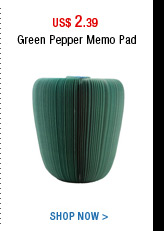 Green Pepper Memo Pad