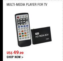 Multi-Media Player For TV