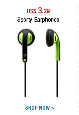 Sporty Earphones