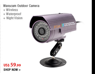 Wanscam Outdoor Camera