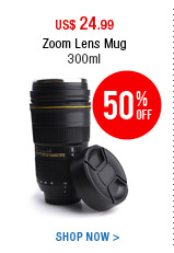 Zoom Lens Mug