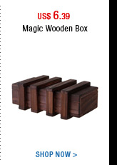 Magic Wooden Box