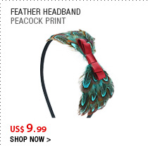 Feather Headband