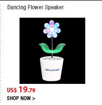 Dancing Flower Speaker
