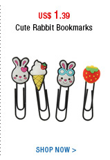 Cute Rabbit Bookmarks