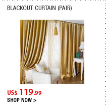 Blackout Curtain (Pair)