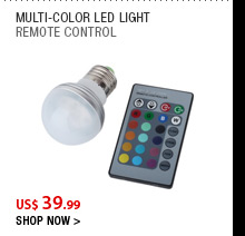 Multi-Color LED Light