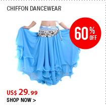 Chiffon Dancewear