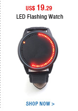 LED Flashing Watch