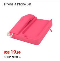 iPhone 4 Phone Set