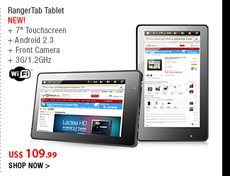 RangerTab Tablet