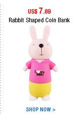 Rabbit Shaped Coin Bank
