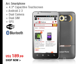 Arc Smartphone