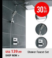 Shower Faucet Set