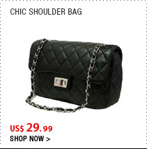Chic Shoulder Bag