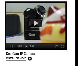 CoolCam IP Camera