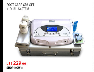 Foot Care Spa Set