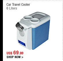 Car Travel Cooler