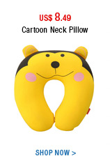 Cartoon Neck Pillow