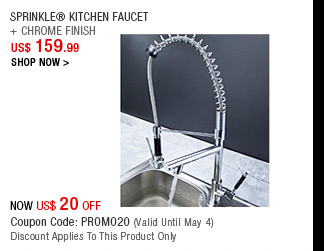 Sprinkle® Kitchen Faucet